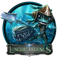 League of Legends Atlantean Fizz Dock Icon by OutlawNinja