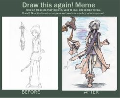 Drawn Again! December 2010- April 2012 by demystical