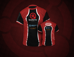 Quantic Gaming Jersey (Unofficial) by Mackaays