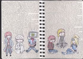 .:Reading Buddies:. by xX-uncontrolable-Xx