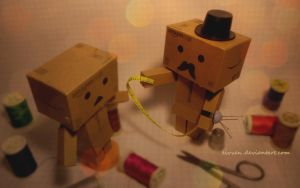 Mr Danbo: the couturier by eivven