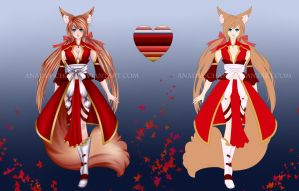 CLOSED ADOPTABLE AUCTION 12 by Anadia-Adopts