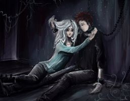 Don't have Mercy on us by Ludmila-Cera-Foce