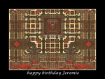 happy birthday Jeremie by fraterchaos