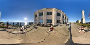 Youtube-360 Video Rendered in Daz Studio - by mCasual