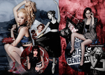 |ID|Flyers|SNSD| by bittersweetHxart