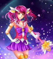 Star Guardian Lux by Astrea-Lin