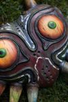 Majora's Mask - Wooden Replica by supermaRiio