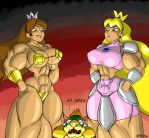 Bowser is in for a Beating by ArchangelDreadnought