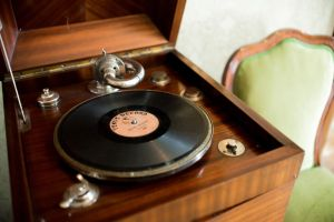 gramophone by Halves