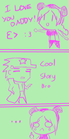 Jotaro is such a BRO by Koma404