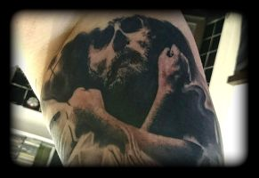 Black sails by state-of-art-tattoo