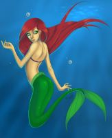 Ariel Color This Way by AnnyKi