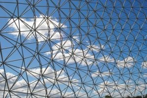 Geodesic Sky by morbiusx33