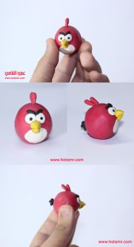 Angry Birds by hotamr