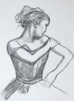 From Edgar Degas III by GGdraw