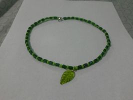 Nature inspired necklace by JenJentastique