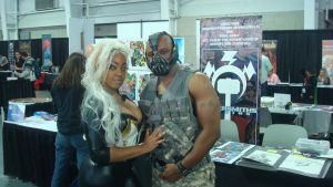 Special Edition: NYC- Storm and Bane by ShawnAtkinson