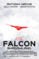 Falcon: Shadowland poster by nottonyharrison