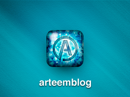 Icon for arteemblog by arTeem