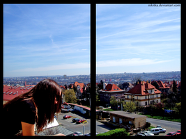 My view by Nikitka