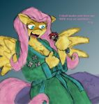 No Escape From Fluttershy's Love by Axel-DK64
