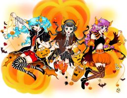 trick or treat by eecb