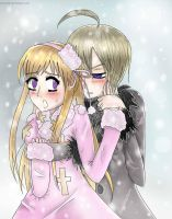 APH: Are You Cold...? by AzureKit