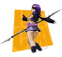 Hit Girl by Dreviator
