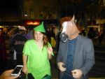 Peter Pan and Horse Head Halloween 2015 by southpony98
