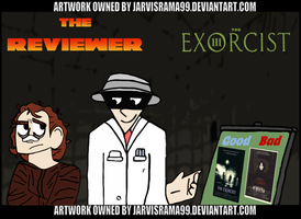 THE EXORCIST 3 REVIEW TCARD by Jarvisrama99