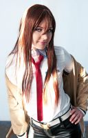 Kurisu : Steinsgate by Lumis-Mirage