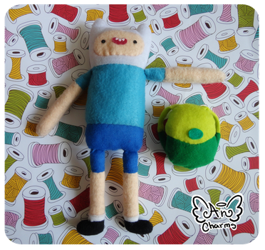 .: Finn the human :. by Angeru-Charms