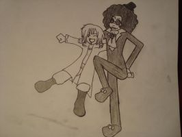 Brook and Yorki: Time to Dance by Tatayla