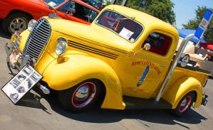 1938 Ford Truck by StallionDesigns