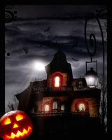 Haunted Manor v.2 by MySweetDarkness