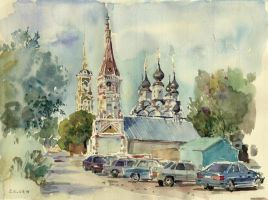 Suzdal 2 by art-bat