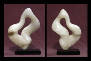 Amorphous by sculptin