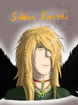 Stein Kartei(based on something I saw in my dream) by Shensei1