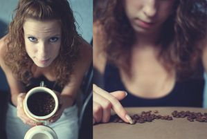 Coffee and cigarettes: Ksu by forgotten-tale