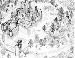 Fort Deloras by draks