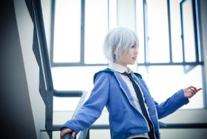 Future Diary - I will help you by Phoenixiaoio