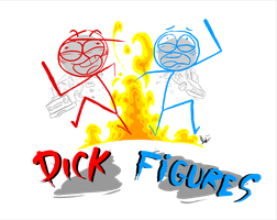 DICK FIGURES by catasthrophy