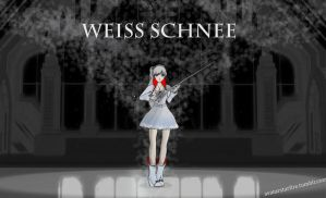 RWBY: Weiss Schnee by MsJorable