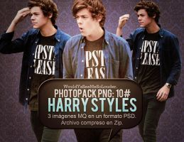 +Photopack Png 10#: Harry Styles by WouldYaSeeMeSoLouder