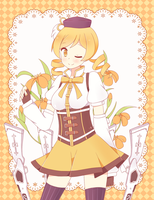 Mami Tomoe by TheSoundOfFreedom