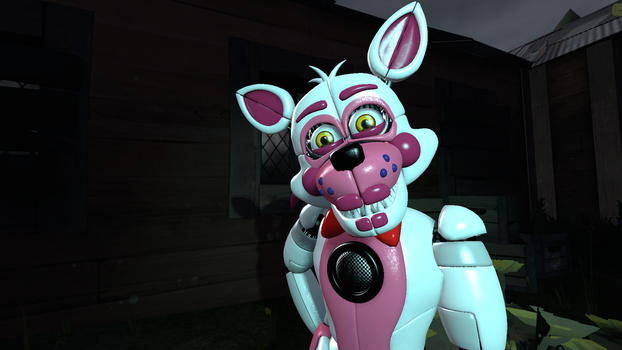 Funtime Foxy by AwesomeEthan4Life