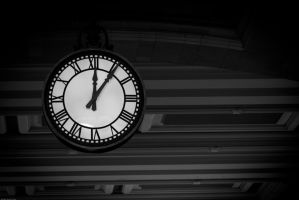 The Clock by mjrusche