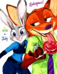 Judy And Nick by Azile