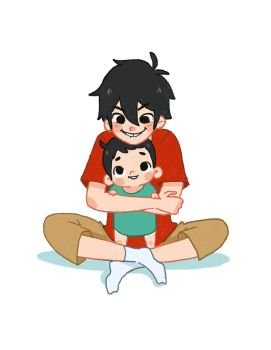 BH6 - Tadashi Nii-san is my Little Brother by dailyguydoodle